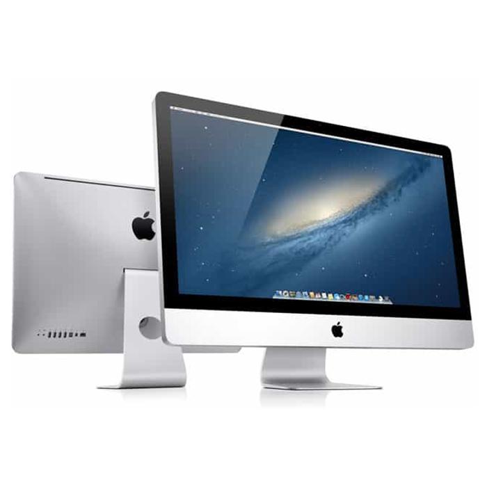iMacの修理