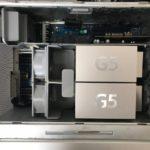 PowerMac G5の修理