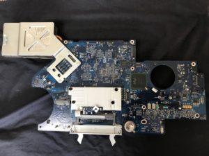 iMac 2006ロジックボード交換