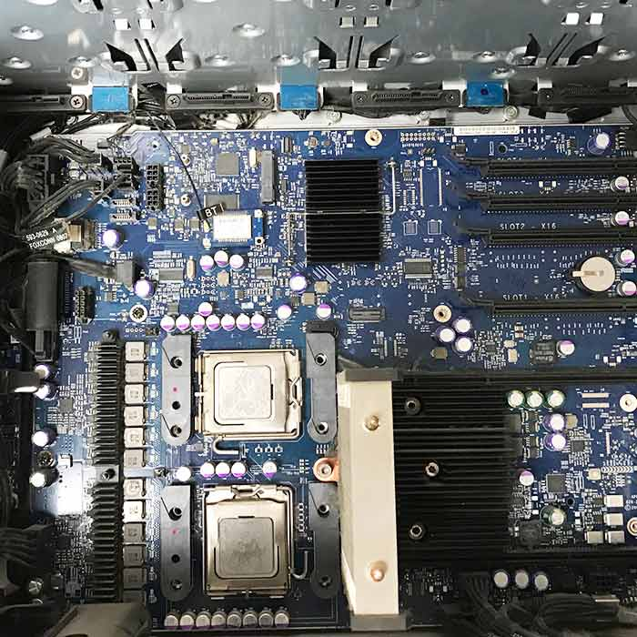 ビンテージMacの修理