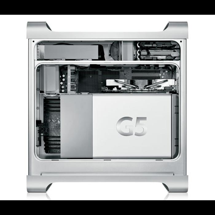 PowerMacG5の修理