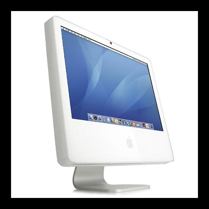 iMac 2006 インテルホワイトボディの修理