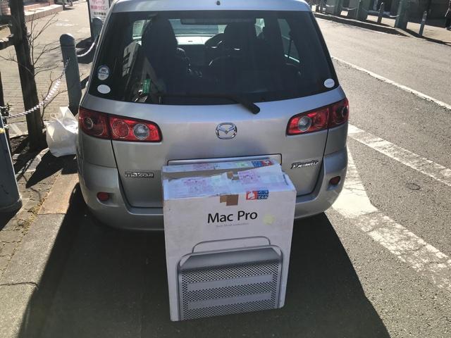 Mac引き取り修理