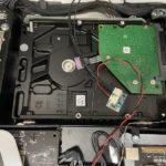 iMac2010 HDD交換