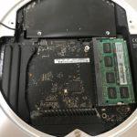 Mac miniメモリ交換・増設